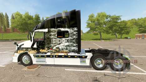 Volvo VNL 780 Wolf for Farming Simulator 2017