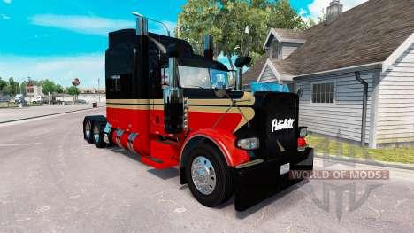 Skin Low Life for the truck Peterbilt 389 for American Truck Simulator