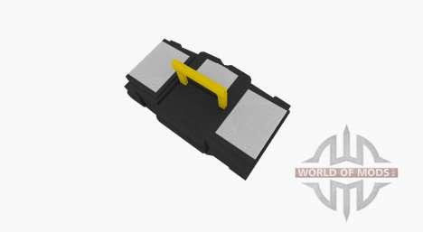 Plastic tool box for Farming Simulator 2017