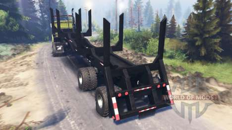 Peterbilt 379 v3.0 for Spin Tires