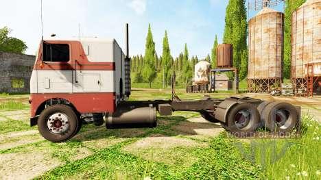 Freightliner White WF for Farming Simulator 2017