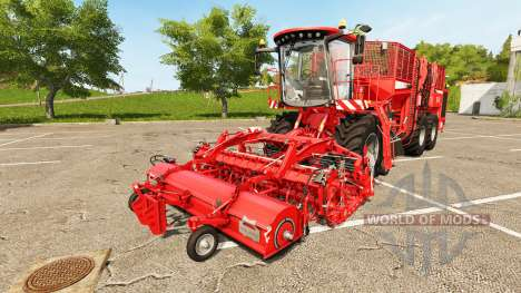 HOLMER Terra Dos T4-40 for Farming Simulator 2017