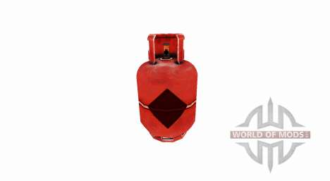 Gas cylinder for Farming Simulator 2017