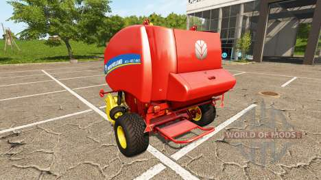 New Holland Roll-Belt 460 for Farming Simulator 2017