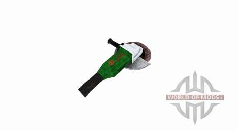 Angle grinder for Farming Simulator 2017