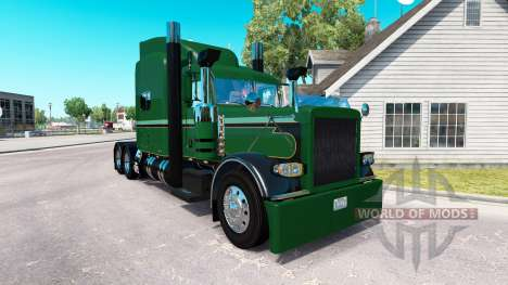 Skin Seidler Trucking for the truck Peterbilt 38 for American Truck Simulator