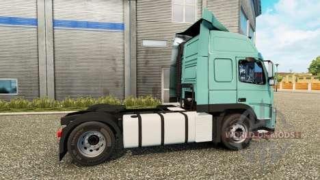 Volvo FM13 for Euro Truck Simulator 2
