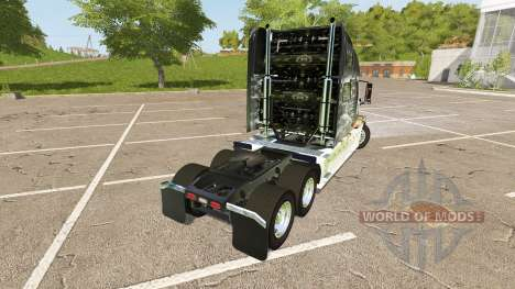 Volvo VNL 780 Wolf for Farming Simulator 2017
