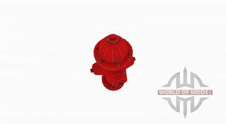 Ground fire hydrant for Farming Simulator 2017