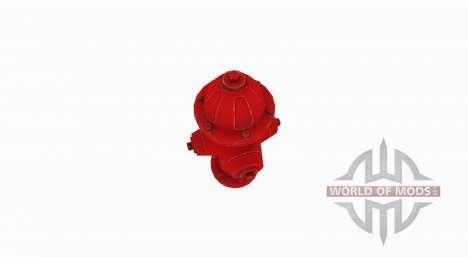 Ground fire hydrant for Farming Simulator 2017