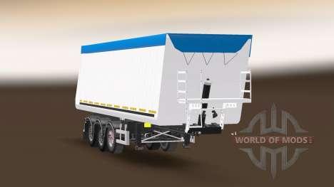 Tipper semi-trailer Schmitz Cargobull for Euro Truck Simulator 2