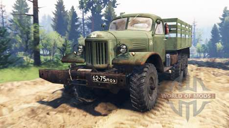 ZIL-157 v3.0 for Spin Tires