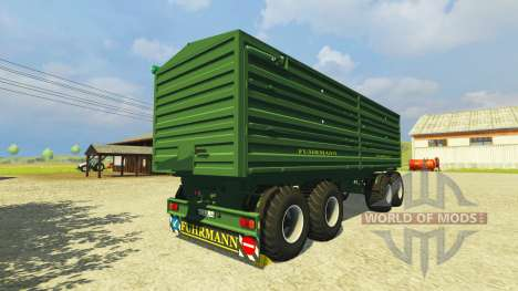 Fuhrmann FF 32000 for Farming Simulator 2013