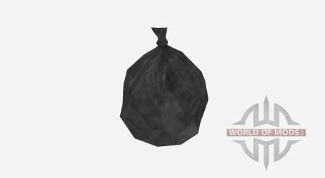 The trash bag for Farming Simulator 2017