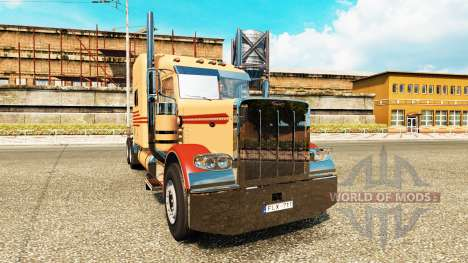 Peterbilt 389 v3.1 for Euro Truck Simulator 2