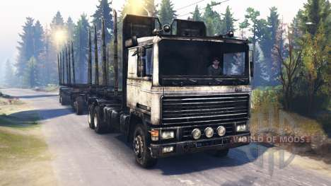 Volvo FL v2.0 for Spin Tires