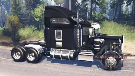Kenworth W900 v2.0 for Spin Tires