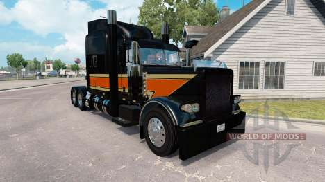 The Flat Top Transport skin for the truck Peterb for American Truck Simulator