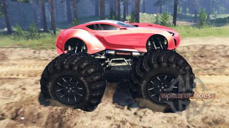 Laraki Epitome [monster truck] for Spin Tires