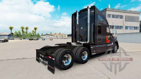 Skin Gallon Oil truck Kenworth for American Truck Simulator