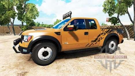 Ford F-150 SVT Raptor for American Truck Simulator
