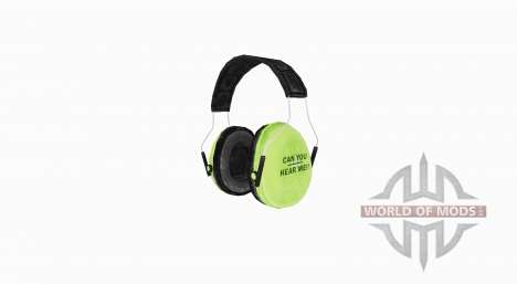 Headphones for Farming Simulator 2017