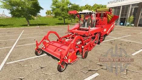 Grimme Tectron 415 for Farming Simulator 2017