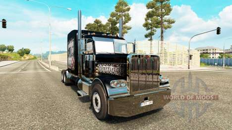 Peterbilt 389 v4.0 for Euro Truck Simulator 2