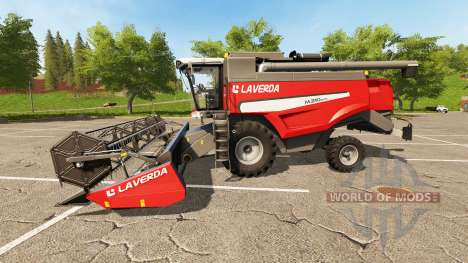 Laverda M310 MCS [pack] for Farming Simulator 2017
