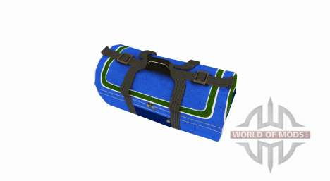 Sports bag for Farming Simulator 2017