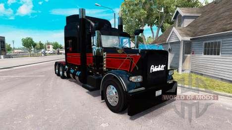 Skin Viper v2.0 tractor Peterbilt 389 for American Truck Simulator