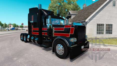 Skin JPC Ranch for the truck Peterbilt 389 for American Truck Simulator