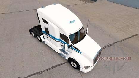 Skin Eskimo Express tractor Kenworth for American Truck Simulator