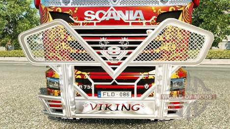 Excellent quality Viking tractor Scania for Euro Truck Simulator 2