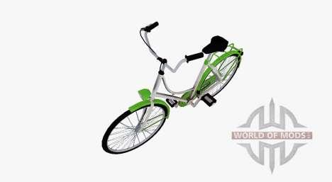 Bike for Farming Simulator 2017