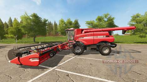 Case IH Axial-Flow 9230 for Farming Simulator 2017