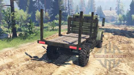GAZ-3308 Sadko v2.0 for Spin Tires