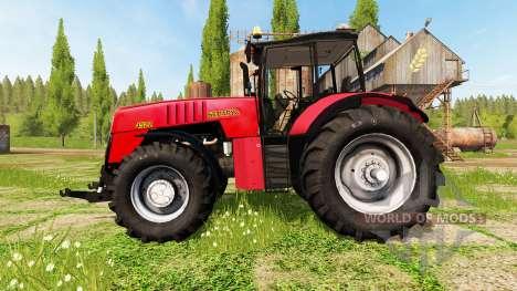 Belarus-4522 for Farming Simulator 2017