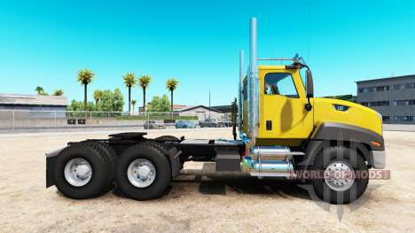 Caterpillar CT660 v1.3.1 for American Truck Simulator