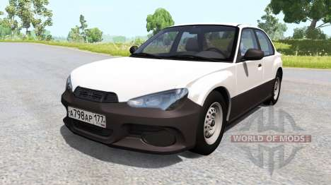 Hirochi Sunburst [Start] v1.7 for BeamNG Drive