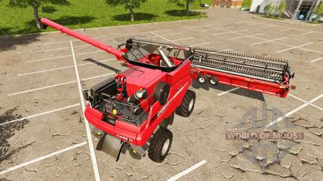 Case IH Axial-Flow 9230 v1.2 for Farming Simulator 2017