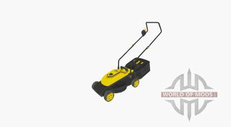 Petrol lawn mower for Farming Simulator 2017