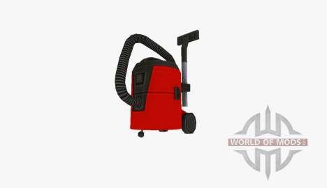 Vacuum cleaner for Farming Simulator 2017
