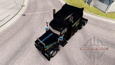 Smith Transport skin for the truck Peterbilt 389 for American Truck Simulator