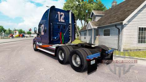 Skin Eagle on the Club tractor Freightliner Casc for American Truck Simulator