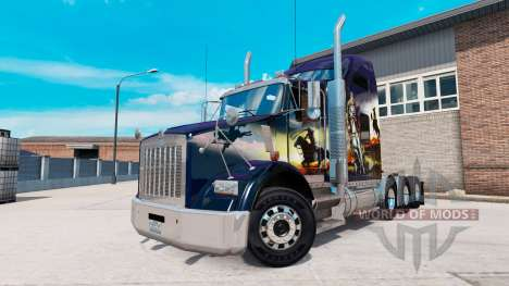 Kenworth T800 2016 v0.1 for American Truck Simulator