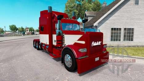 Скин Rethwisch Transport LLC на Peterbilt 389 for American Truck Simulator