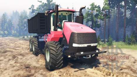 Case IH 620 Turbo for Spin Tires