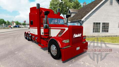 Viper2 skin for the truck Peterbilt 389 for American Truck Simulator