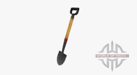 Garden shovel for Farming Simulator 2017